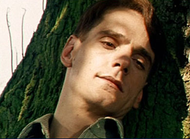 Jeremy Irons as Charles Ryder in 'Brideshead Revisited'
