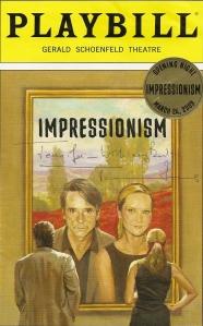impressionismplaybillcover