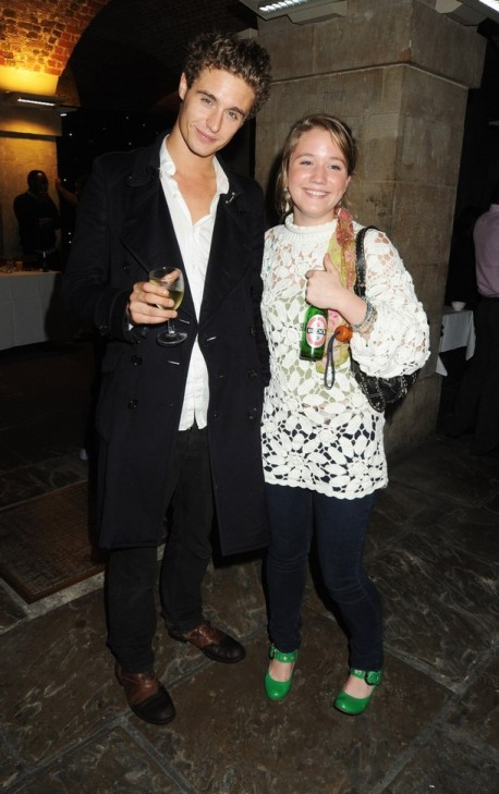 "Max Irons and guest Harriet Riddell attend the aftershow party of ""The Mysteries: Yiimimangaliso"" on 15 September. (Photo by Dave M. Bennett/Getty Images)"