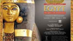 Treasures of Ancient Egypt - The Quest for Immortality