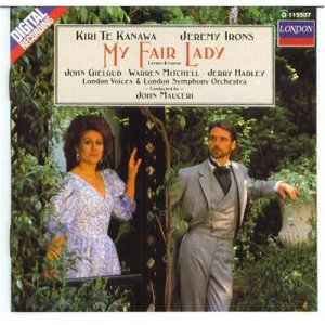 my fair lady cover