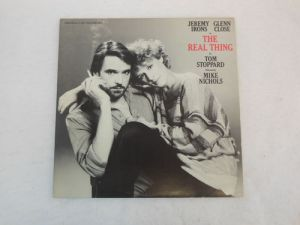 The Real Thing - Original Cast Recording