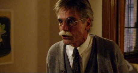 Jeremy Irons as Alfred Stieglitz