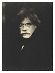 Alfred Stieglitz - Self Portrait