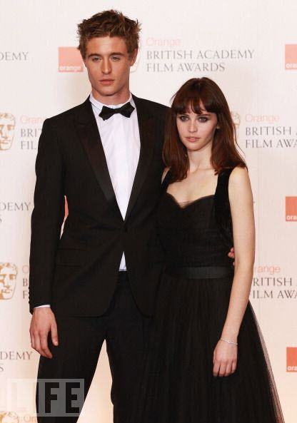 max irons at 2011 baftas jeremyirons