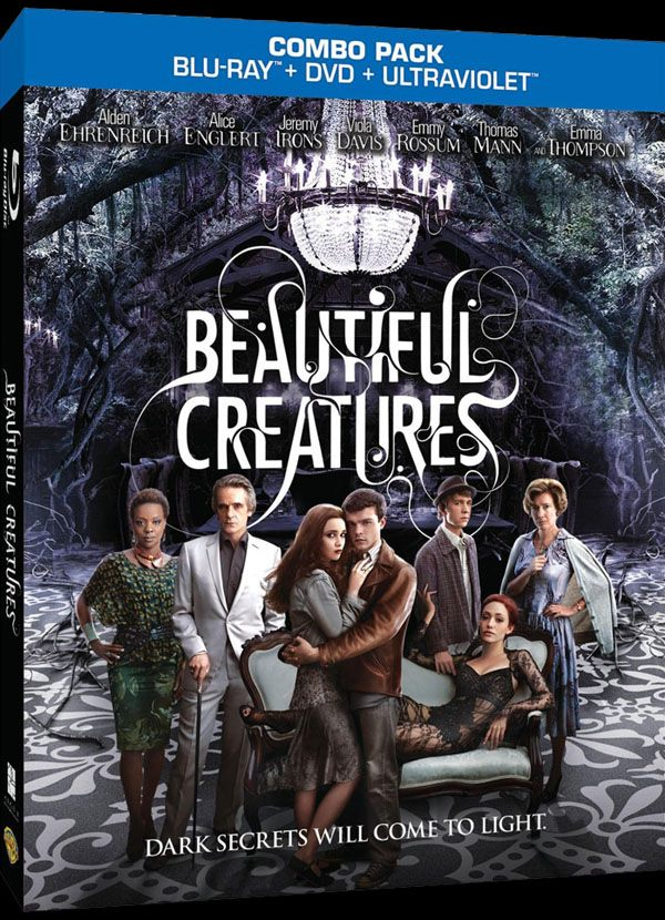 Beautiful Creatures Book Cover ~ Beautiful creatures dvd cover jeremyirons