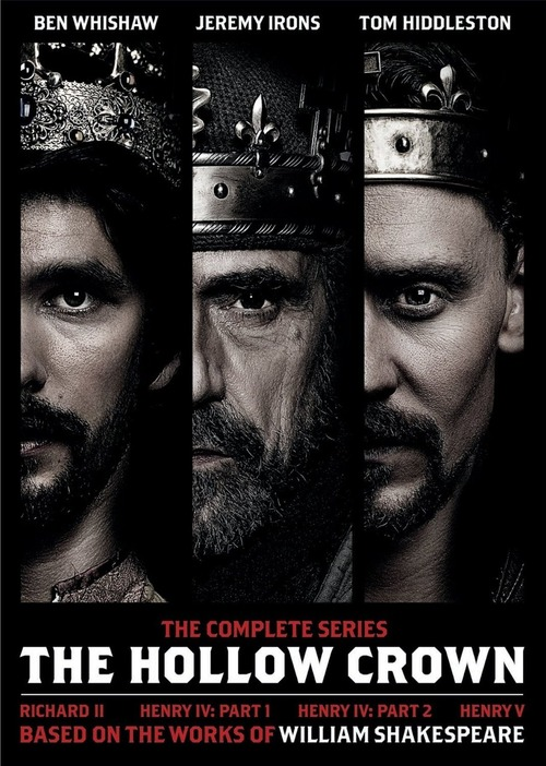 hollow crown USA DVD cover