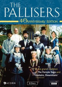 pallisers 40th anniversary edition dvd cover
