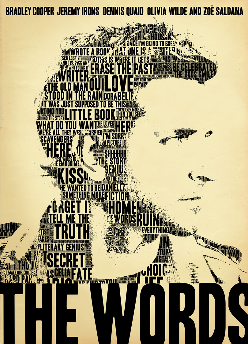 the words poster cooper 810