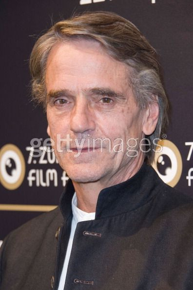 Jeremy Irons at the Zurich Film Festival for the Swiss premiere of Margin Call.