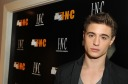 Max Irons Press Junket For INC International Concepts - Only at Macy's Spring Summer 12 At The London Hotel