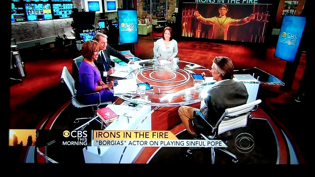 Cbs Morning Show Logo The Cbs This Morning Show