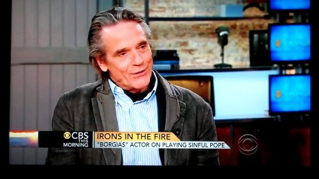 Jeremy Irons on CBS This Morning 23 April 2012 0 01 49-12