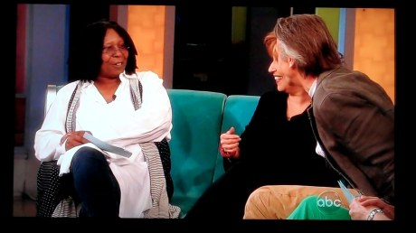 Jeremy Irons on 'The View' 23 April 2012 0 04 37-19