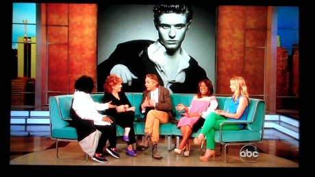 Jeremy Irons on 'The View' 23 April 2012 0 04 57-03
