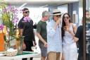 Dubrovnik 15.07.2012 - Jeremy Ironsa i Eminu Ganic docekao je direktor hotela Rixos Libertas Jovo Sekulovic