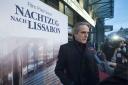 """PREESTRENO DE """"NIGHT TRAIN TO LISBON"""" ENBERNA"""