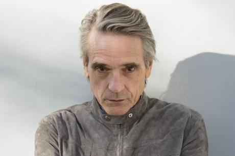 times jeremy irons february 2013