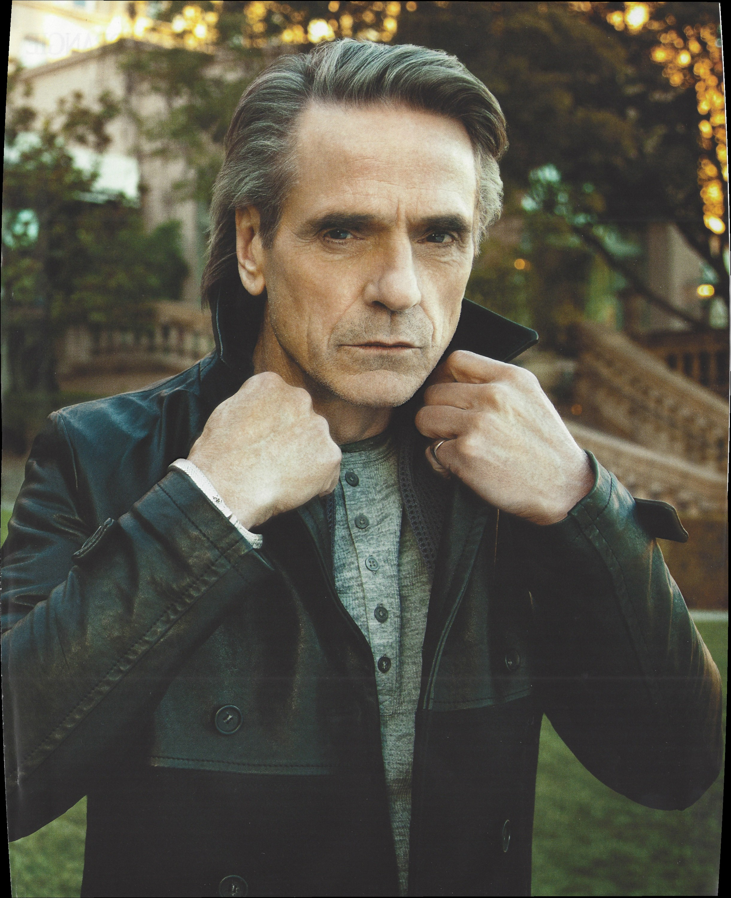 jeremy irons height