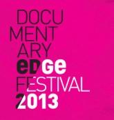 documentary edge festival logo