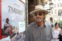 Jeremy Irons presents his documentary film 'Trashed' in Florence