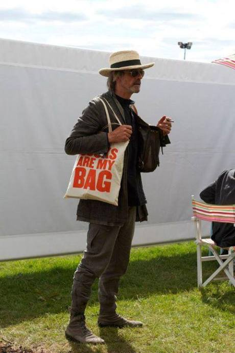 Jeremy Irons - Celebrity Supporter of @BooksAreMyBag