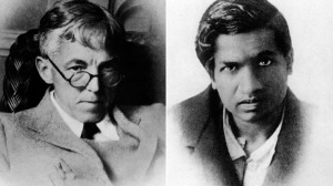 G. H. Hardy and Ramanujan