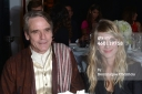 Jeremy Irons and Melanie Laurent. MARRAKECH, MOROCCO - DECEMBER 07: Jeremy Irons attends Dior Dinner held at Mandarin Oriental Hotel as part of the 14th Marrakech International Film Festival on December 7, 2014 in Marrakech, Morocco. (Photo by Dominique Charriau/Getty Images)