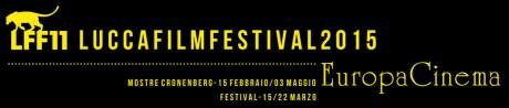 lucca film festival 2015 banner