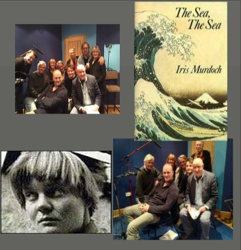 The Sea, the Sea by Iris Murdoch, read by Jeremy Irons