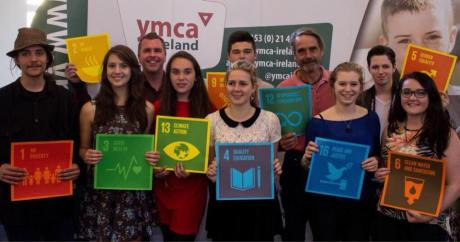Photo via @YMCAIreland on Twitter.