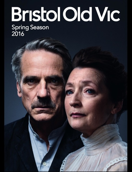 Bristol Old Vic Spring Season 2016 Cover