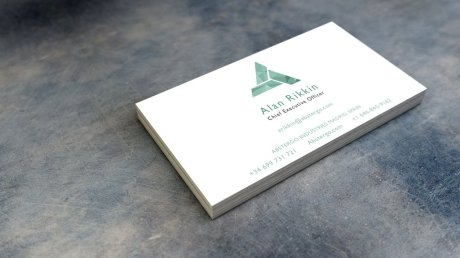 alanrikkinbusinesscard