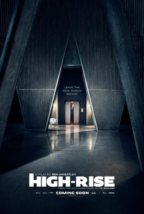 highriseelevatorposter