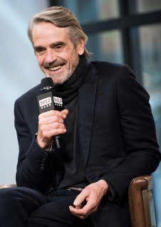 NEW YORK, NY - NOVEMBER 15: Jeremy Irons attends AOL BUild at Build Studio on November 15, 2017 in New York City. (Photo by Jenny Anderson/WireImage)