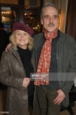 "LONDON, ENGLAND - FEBRUARY 06: Sinead Cusack (L) and cast member Jeremy Irons attend the press night after party of ""Long Day's Journey Into Night"" at Browns on February 6, 2018 in London, England. (Photo by David M. Benett/Dave Benett/Getty Images)"