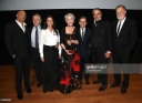 attends the 45th Chaplin Award Gala at the  on April 30, 2018 in New YorkCity.