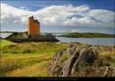 kilcoe castle by paul kertonphotography