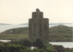 Kilcoe Castle Pre Renovation