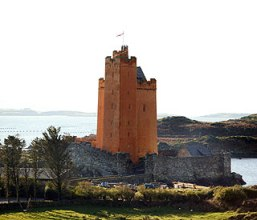 Kilcoe-Castle