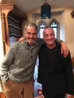 Jeremy and Christopher Hebard